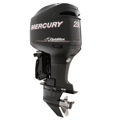 Mercury 250 CXXL Optimax